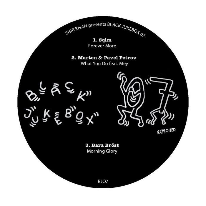 SQIM/MARTEN & PAVEL PETROV/BARA BROST - Shir Khan Presents Black Jukebox 07