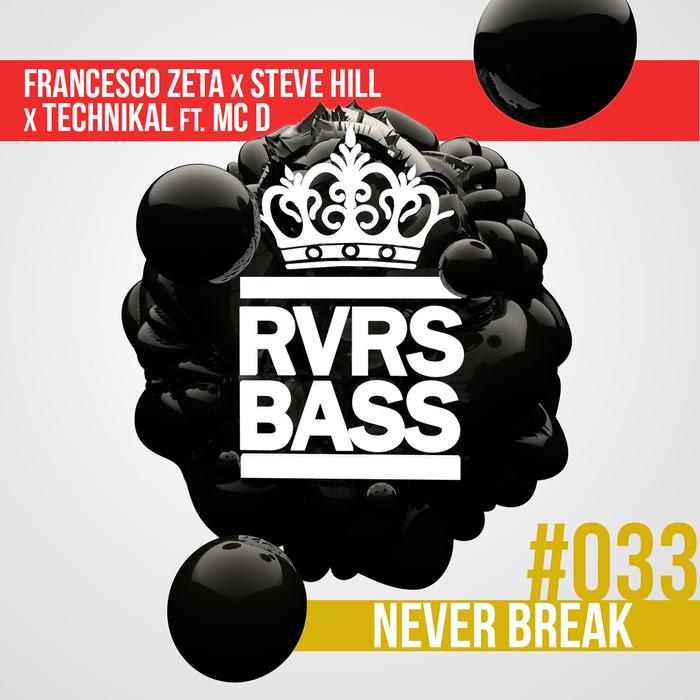 FRANCESCO ZETA/STEVE HILL/TECHNIKAL - Never Break