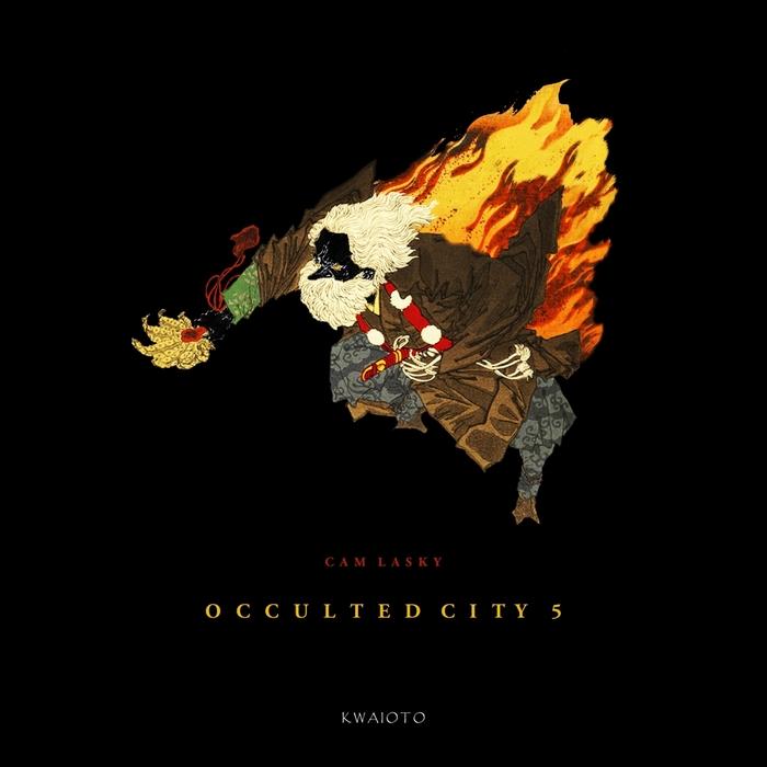 CAM LASKY - Occulted City Vol 5 Tengu