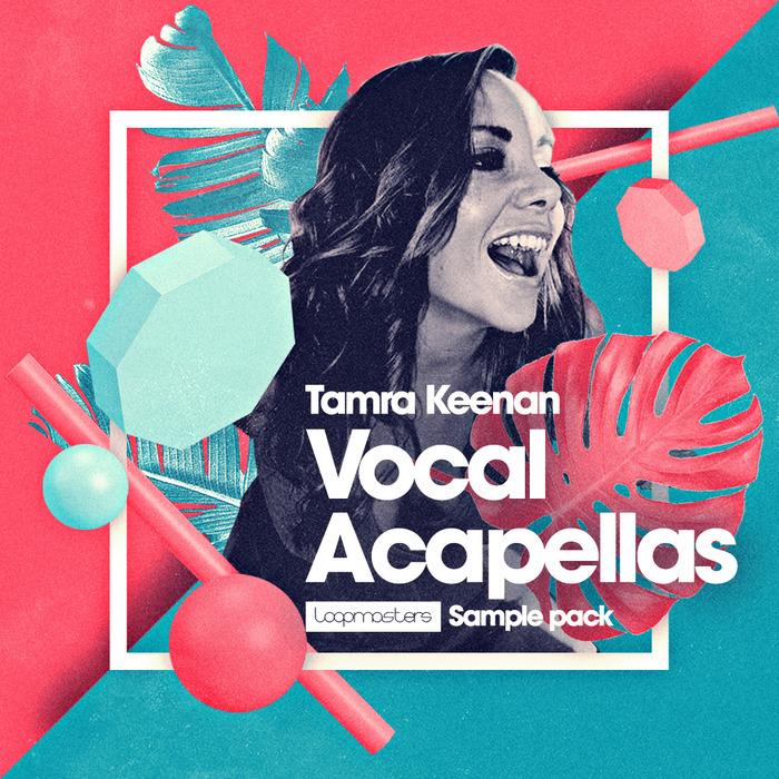 Tamra Keenan: Vocal Acapellas (Sample Pack WAV/APPLE) at Juno Download