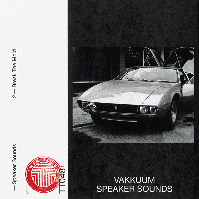VAKKUUM - Speaker Sounds