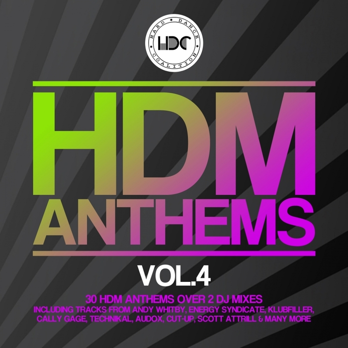 VARIOUS - HDM Anthems Vol 4 (unmixed tracks)