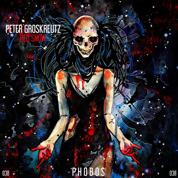 PETER GROSKREUTZ - Red Snow