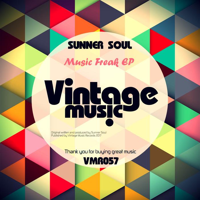 SUNNER SOUL - Music Freak