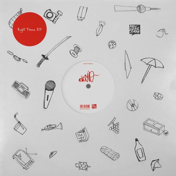 RICCIO - Right There EP