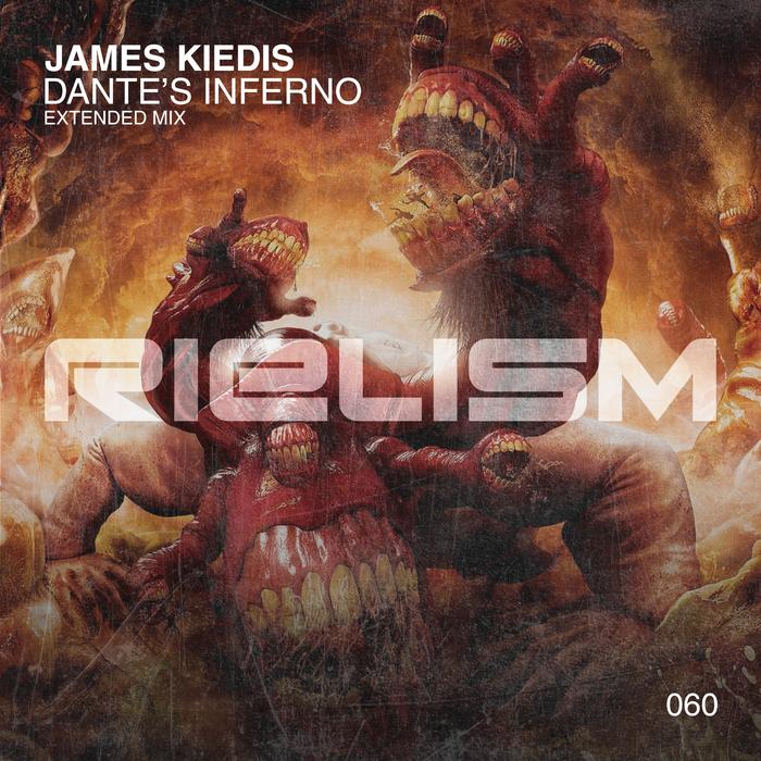 JAMES KIEDIS - Dante's Inferno