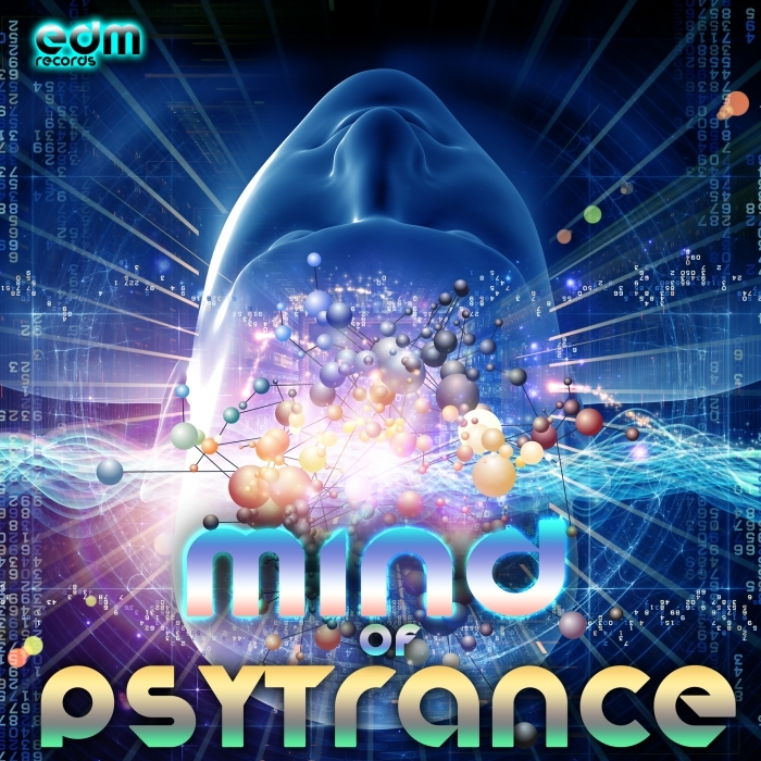 VARIOUS - Mind Of Psytrance - 30 Top Best Of Hits, Forest, Twilight, Hardpsy, Goa, Psychedelic Electronic