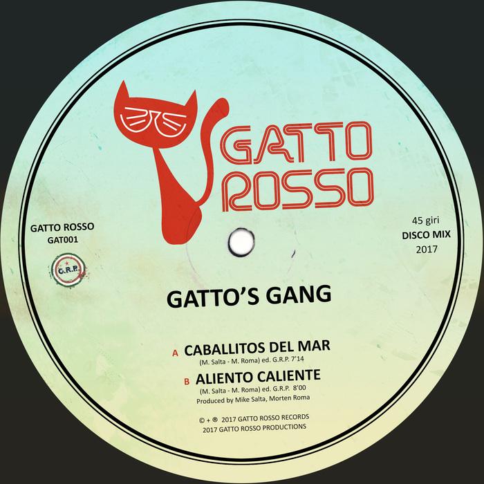 GATTO'S GANG - Caballitos Del Mar