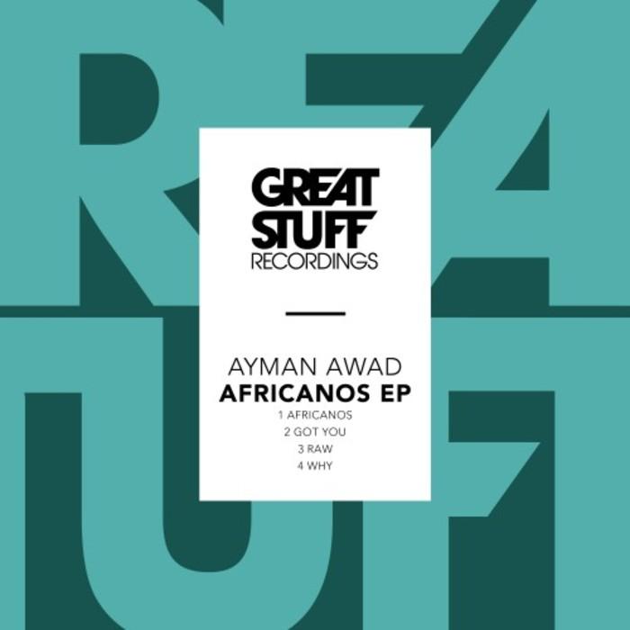 AYMAN AWAD - Africanos EP