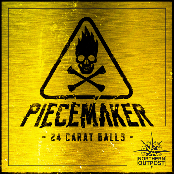 PIECEMAKER - 24 Carat Balls
