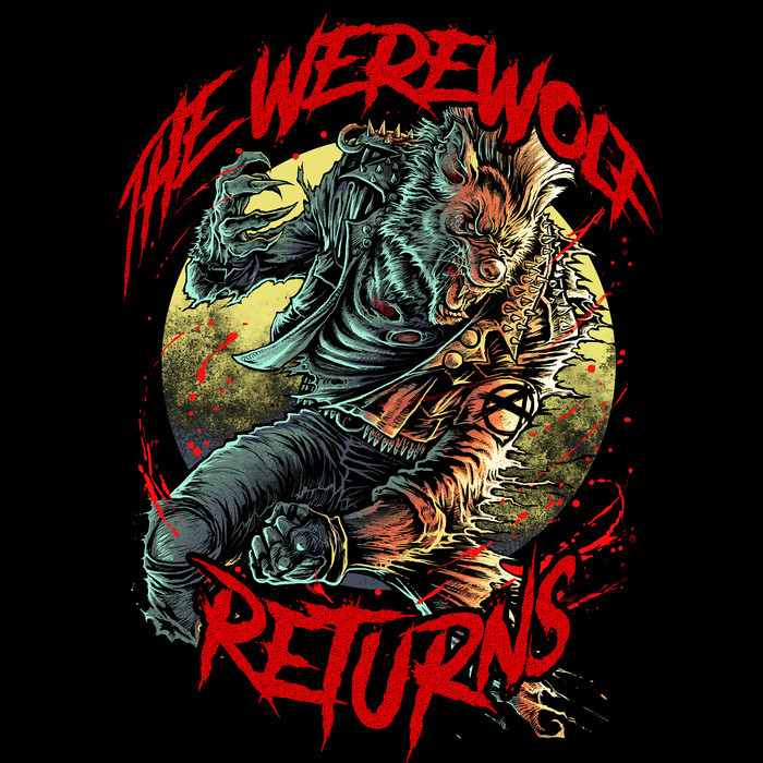 FIGURE - The Werewolf Returns