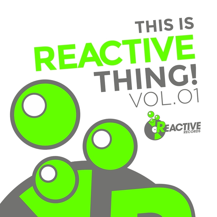 VARIOUS - This Is Reactive Thing! Vol 01
