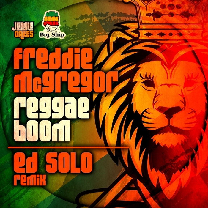 FREDDIE MCGREGOR - Reggae Boom