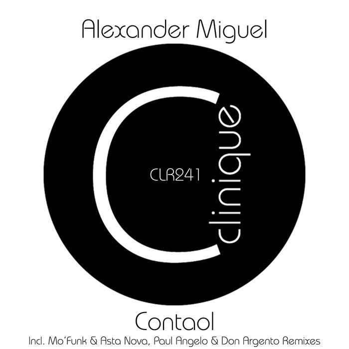 ALEXANDER MIGUEL - Contaol