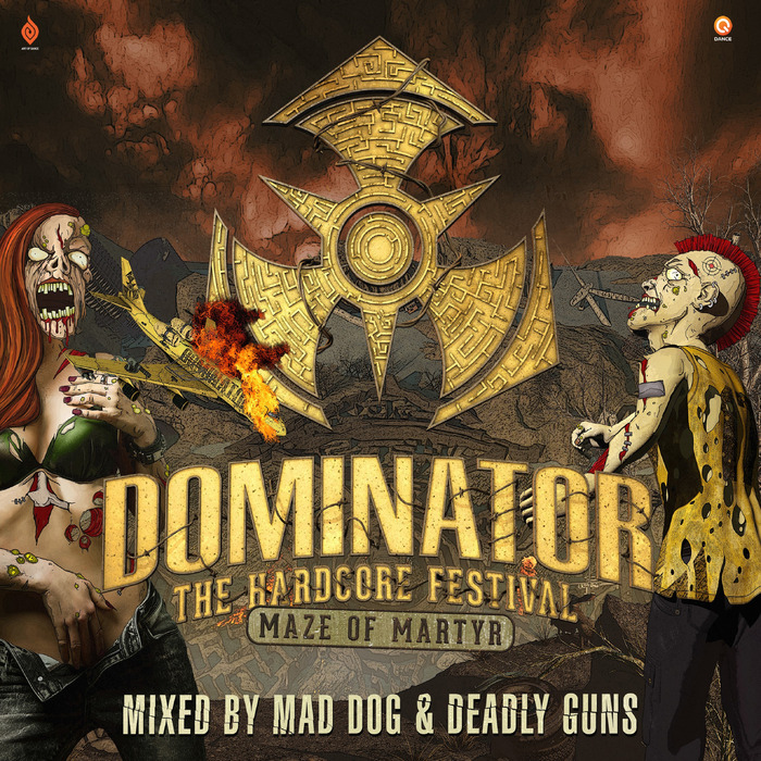 VARIOUS - Dominator/Maze Of Martyr