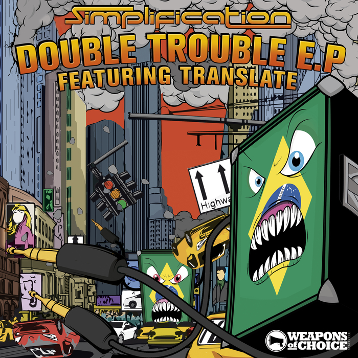 SIMPLIFICATION - Double Trouble