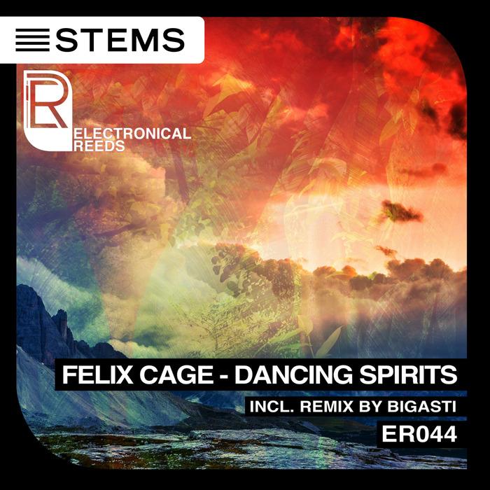 FELIX CAGE - Dancing Spirits