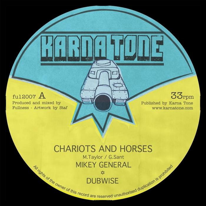 FULLNESS - Chariots & Horses