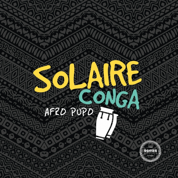 AFRO PUPO - Solaire Conga