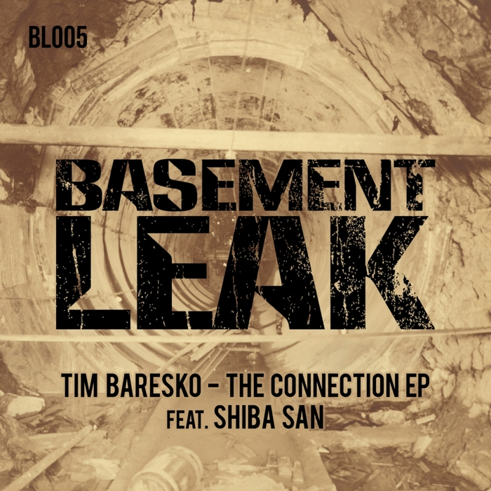 TIM BARESKO - The Connection EP