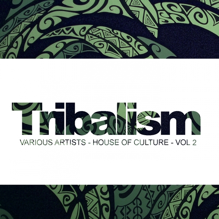 VARIOUS - Tribalism Vol 2: House Of Culture