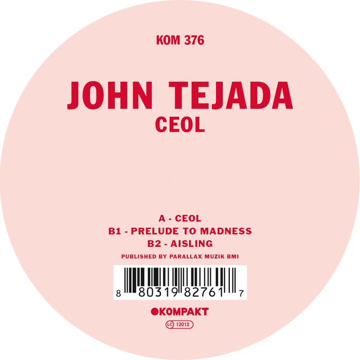 JOHN TEJADA - Ceol