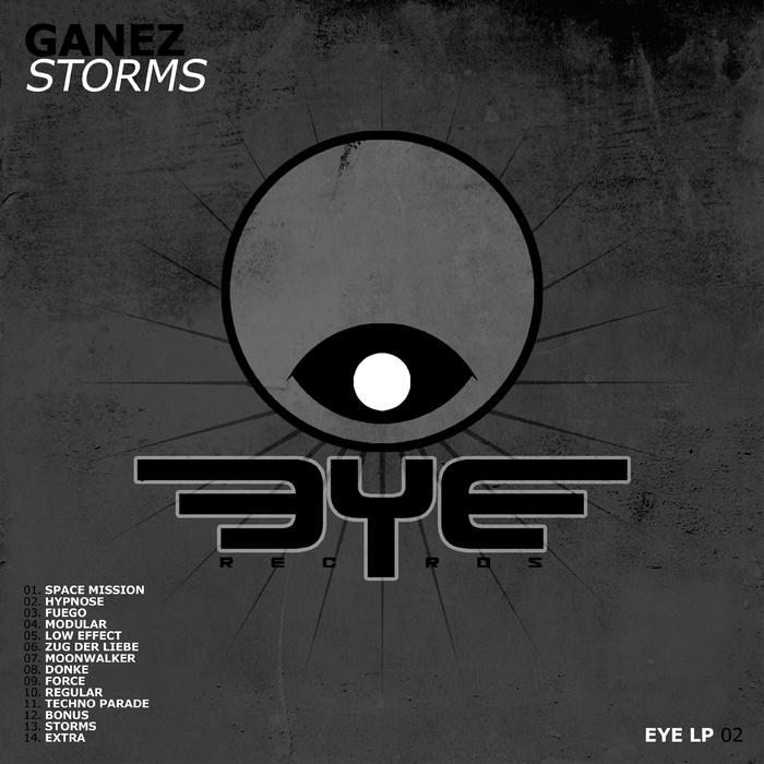 GANEZ - Storms