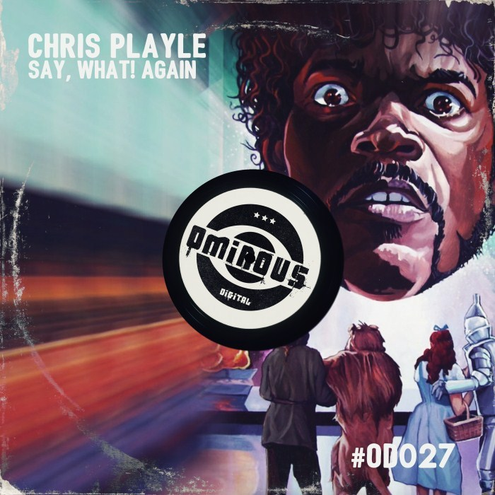 CHRIS PLAYLE - Say, What! Again