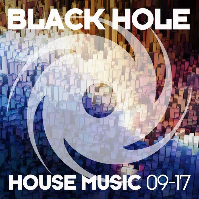 VARIOUS - Black Hole House Music 09-17