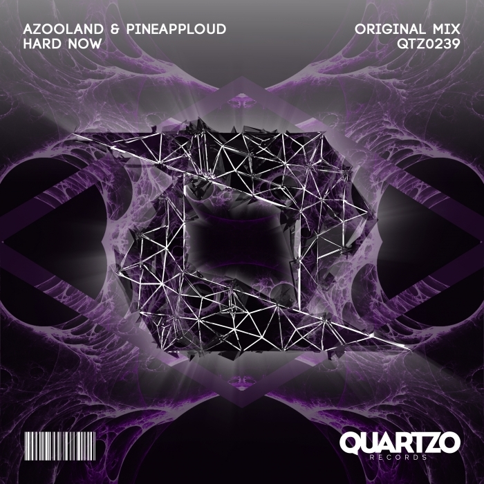 AZOOLAND/PINEAPPLOUD - Hard Now