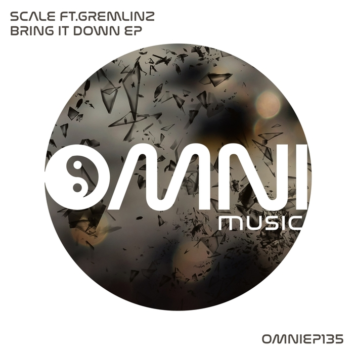 SCALE feat GREMLINZ - Bring It Down EP