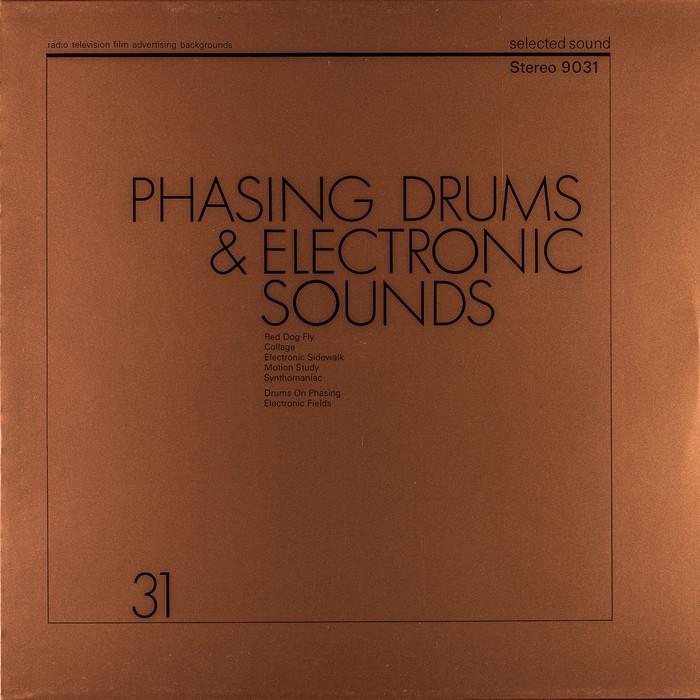 GERHARD TREDE/JOE UFER - Phasing Drums & Electronic Sounds