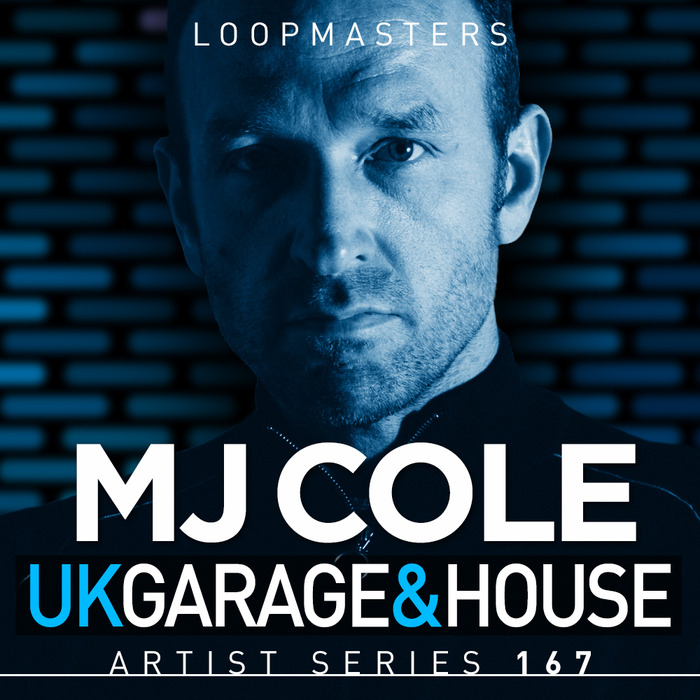 MJ COLE - UK Garage & House (Sample Pack WAV/APPLE/LIVE/REASON)