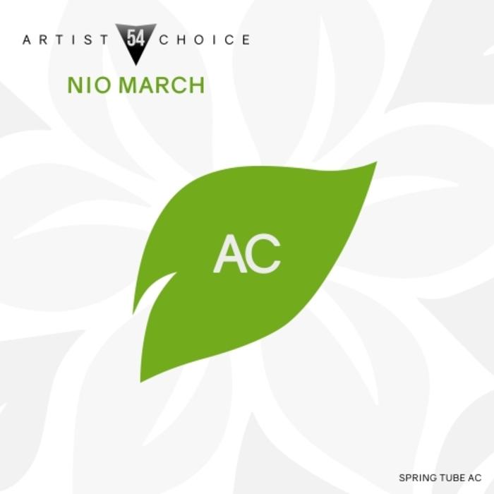 NIO MARCH/VARIOUS - Artist Choice 054 (unmixed tracks)