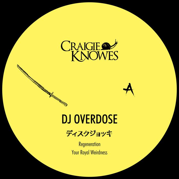 DJ OVERDOSE - Mindstorms EP