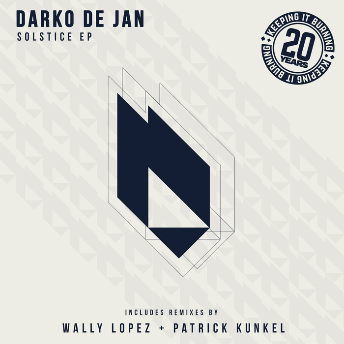DARKO DE JAN - Solstice EP