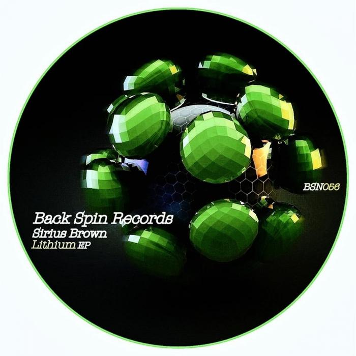 SIRIUS BROWN - Lithium EP