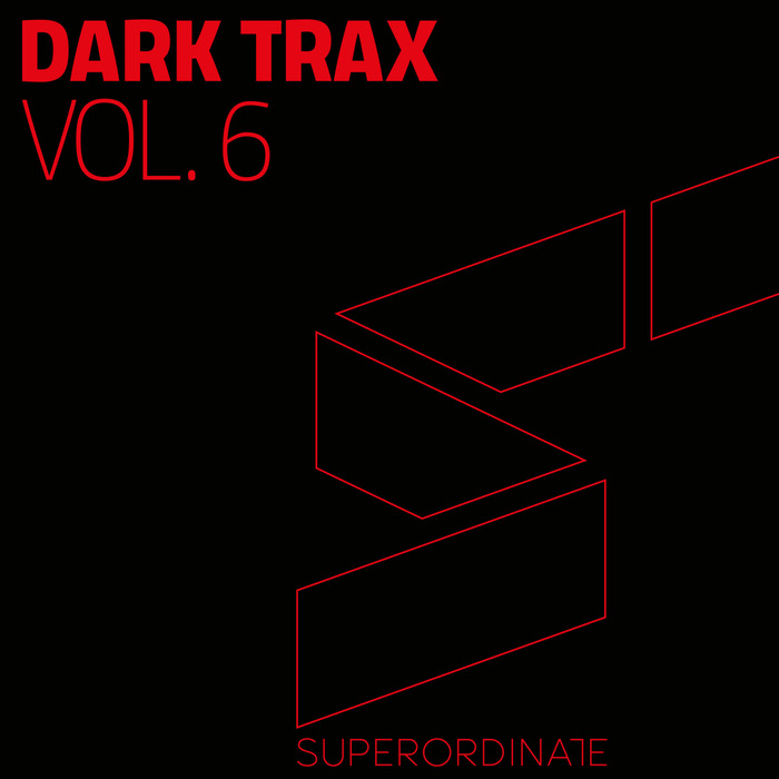 VARIOUS - Dark Trax Vol 6