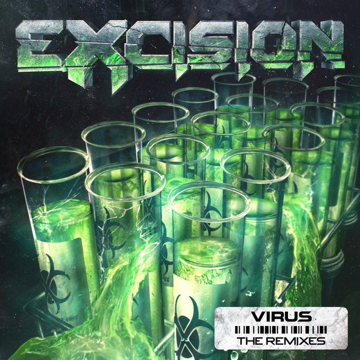 EXCISION - Virus/The Remixes