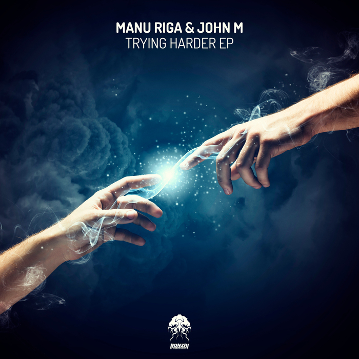 MANU RIGA & JOHN M - Trying Harder EP