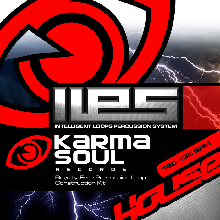 KARMA SOUL RECORDS - ILPS Intelligent Loops Percussion House (Sample Pack WAV)