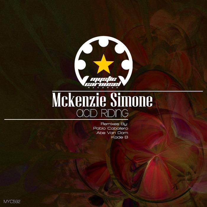 MCKENZIE SIMONE - Acid Riding