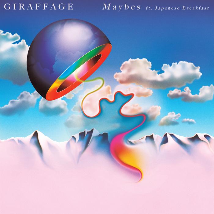 GIRAFFAGE feat JAPANESE BREAKFAST - Maybes
