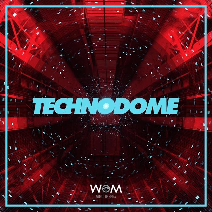 VARIOUS - Technodome Vol 1 (unmixed tracks)
