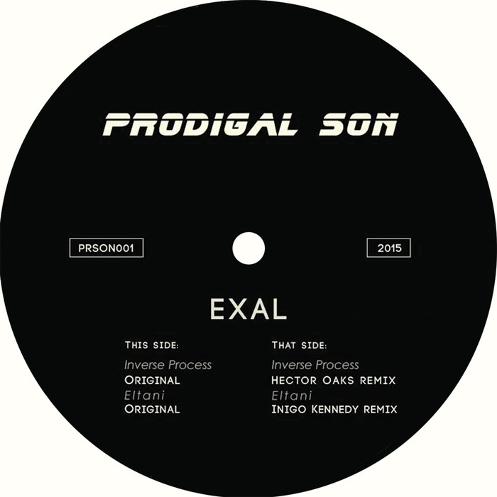 EXAL - Inverse Process EP