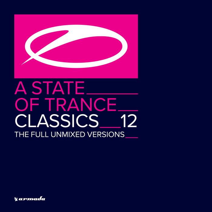 VARIOUS/ARMIN VAN BUUREN - A State Of Trance Classics Vol 12