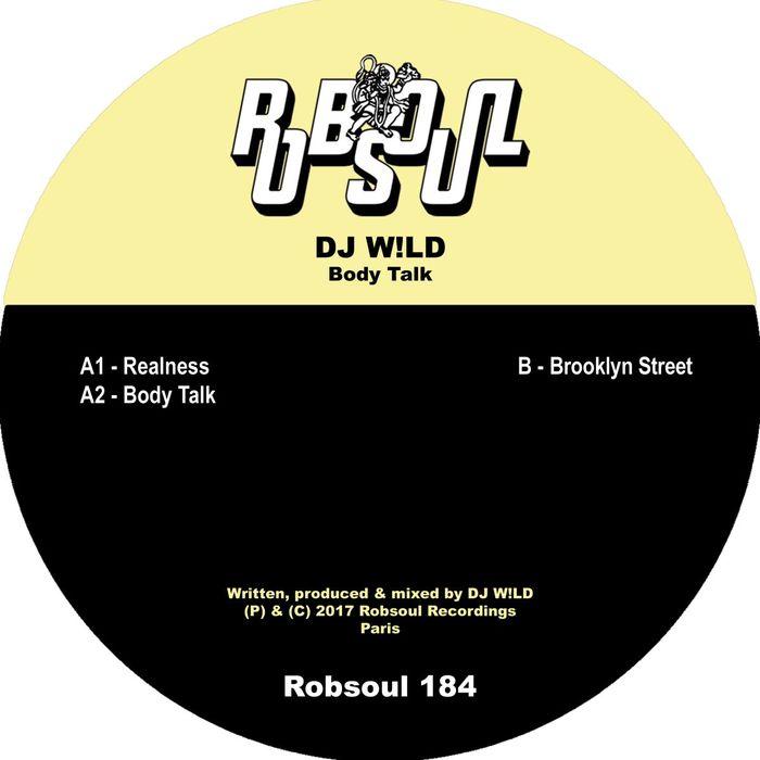 DJ W!LD - Body Talk