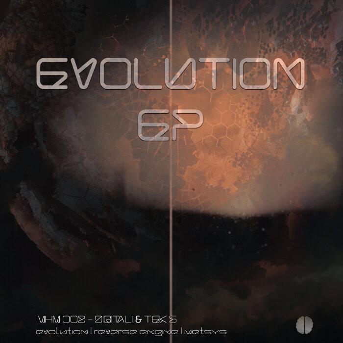 DIGITALI/TEK5 - Evolution EP