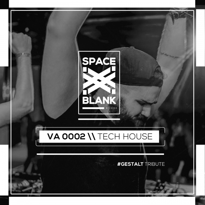VARIOUS - Space Blank - Tech House
