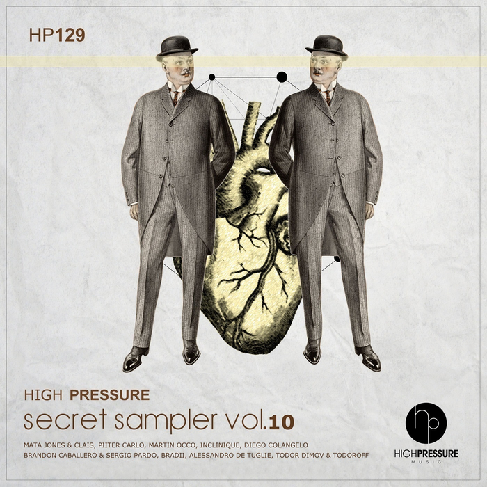 VARIOUS - High Pressure Secret Sampler Vol 10